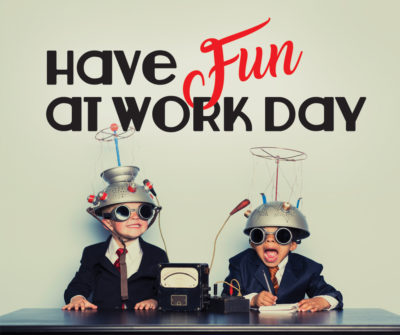 Can Work and Life be One Big Party?
